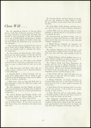 Page 15, 1947 Edition, Osceola High School - Bulldog Yearbook (Osceola, NE) online yearbook collection