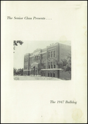 Page 3, 1947 Edition, Osceola High School - Bulldog Yearbook (Osceola, NE) online yearbook collection