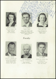 Page 5, 1947 Edition, Osceola High School - Bulldog Yearbook (Osceola, NE) online yearbook collection