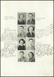 Page 7, 1947 Edition, Osceola High School - Bulldog Yearbook (Osceola, NE) online yearbook collection