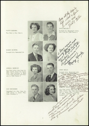 Page 9, 1947 Edition, Osceola High School - Bulldog Yearbook (Osceola, NE) online yearbook collection