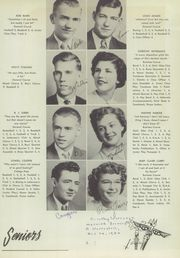 Page 11, 1951 Edition, Ponca High School - Indian Yearbook (Ponca, NE) online yearbook collection