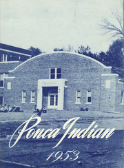 Ponca High School - Indian Yearbook (Ponca, NE) online yearbook collection, 1953 Edition, Page 1