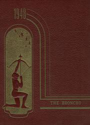 1948 Edition, Wauneta High School - Broncho Yearbook (Wauneta, NE)