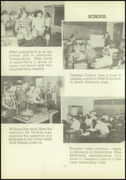 Page 10, 1949 Edition, Wauneta High School - Broncho Yearbook (Wauneta, NE) online yearbook collection