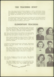Page 13, 1949 Edition, Wauneta High School - Broncho Yearbook (Wauneta, NE) online yearbook collection