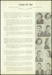 Page 17, 1949 Edition, Wauneta High School - Broncho Yearbook (Wauneta, NE) online yearbook collection
