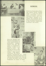 Page 8, 1949 Edition, Wauneta High School - Broncho Yearbook (Wauneta, NE) online yearbook collection