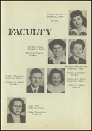 Page 11, 1946 Edition, Sargent High School - Bulldog Yearbook (Sargent, NE) online yearbook collection