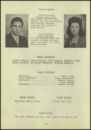 Page 14, 1946 Edition, Sargent High School - Bulldog Yearbook (Sargent, NE) online yearbook collection