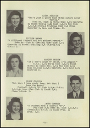Page 15, 1946 Edition, Sargent High School - Bulldog Yearbook (Sargent, NE) online yearbook collection