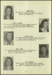 Page 16, 1946 Edition, Sargent High School - Bulldog Yearbook (Sargent, NE) online yearbook collection