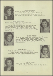 Page 17, 1946 Edition, Sargent High School - Bulldog Yearbook (Sargent, NE) online yearbook collection