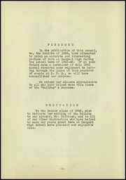 Page 6, 1946 Edition, Sargent High School - Bulldog Yearbook (Sargent, NE) online yearbook collection