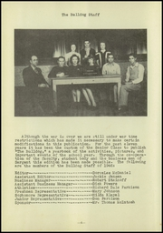 Page 8, 1946 Edition, Sargent High School - Bulldog Yearbook (Sargent, NE) online yearbook collection