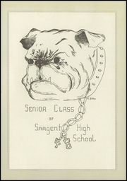 Page 5, 1948 Edition, Sargent High School - Bulldog Yearbook (Sargent, NE) online yearbook collection
