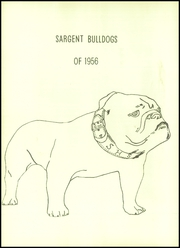 Page 12, 1956 Edition, Sargent High School - Bulldog Yearbook (Sargent, NE) online yearbook collection