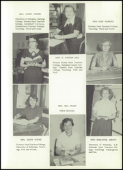 Page 13, 1956 Edition, Sargent High School - Bulldog Yearbook (Sargent, NE) online yearbook collection