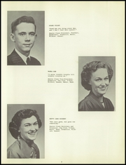 Page 17, 1950 Edition, Clay Center High School - Wildcat Yearbook (Clay Center, NE) online yearbook collection