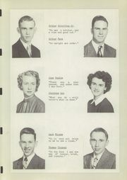 Page 13, 1951 Edition, Clay Center High School - Wildcat Yearbook (Clay Center, NE) online yearbook collection