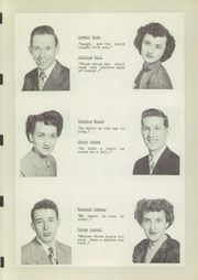 Page 17, 1951 Edition, Clay Center High School - Wildcat Yearbook (Clay Center, NE) online yearbook collection