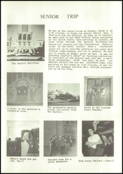 Page 11, 1959 Edition, Elm Creek High School - Gold and Blue Yearbook (Elm Creek, NE) online yearbook collection