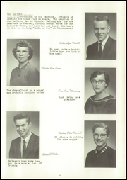 Page 9, 1959 Edition, Elm Creek High School - Gold and Blue Yearbook (Elm Creek, NE) online yearbook collection