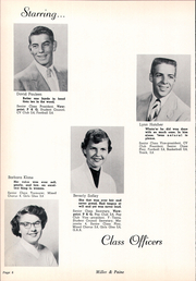 Page 12, 1955 Edition, College View High School - Viewpoint Yearbook (Lincoln, NE) online yearbook collection