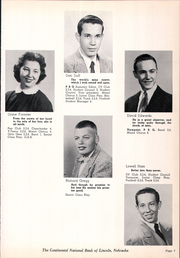 Page 13, 1955 Edition, College View High School - Viewpoint Yearbook (Lincoln, NE) online yearbook collection