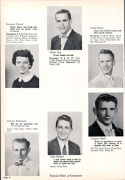 Page 14, 1955 Edition, College View High School - Viewpoint Yearbook (Lincoln, NE) online yearbook collection