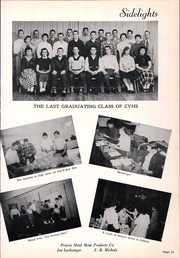 Page 17, 1955 Edition, College View High School - Viewpoint Yearbook (Lincoln, NE) online yearbook collection