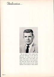 Page 6, 1955 Edition, College View High School - Viewpoint Yearbook (Lincoln, NE) online yearbook collection