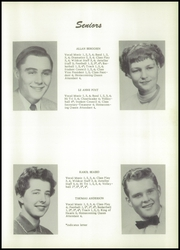 Page 13, 1955 Edition, Axtell High School - Wildcat Yearbook (Axtell, NE) online yearbook collection