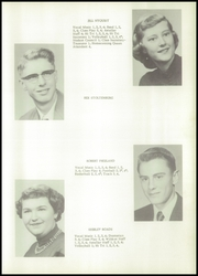 Page 15, 1955 Edition, Axtell High School - Wildcat Yearbook (Axtell, NE) online yearbook collection