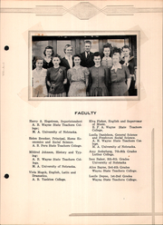 Page 11, 1944 Edition, Wausa High School - Viking Yearbook (Wausa, NE) online yearbook collection