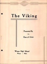 Page 7, 1944 Edition, Wausa High School - Viking Yearbook (Wausa, NE) online yearbook collection