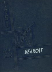 1951 Edition, Beaver City High School - Bearcat Yearbook (Beaver City, NE)
