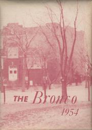 1954 Edition, Stapleton High School - Bronco Yearbook (Stapleton, NE)