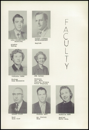 Page 11, 1954 Edition, Stapleton High School - Bronco Yearbook (Stapleton, NE) online yearbook collection