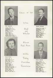Page 15, 1954 Edition, Stapleton High School - Bronco Yearbook (Stapleton, NE) online yearbook collection