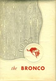 1956 Edition, Stapleton High School - Bronco Yearbook (Stapleton, NE)