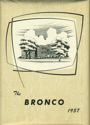 1957 Edition, Stapleton High School - Bronco Yearbook (Stapleton, NE)