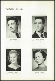 Page 15, 1958 Edition, Stapleton High School - Bronco Yearbook (Stapleton, NE) online yearbook collection