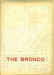 1959 Edition, Stapleton High School - Bronco Yearbook (Stapleton, NE)