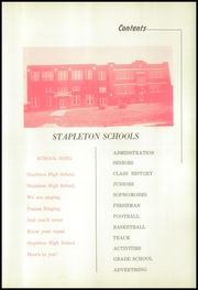 Page 7, 1959 Edition, Stapleton High School - Bronco Yearbook (Stapleton, NE) online yearbook collection