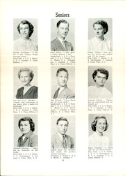 Page 10, 1951 Edition, Paxton High School - Tiger Yearbook (Paxton, NE) online yearbook collection