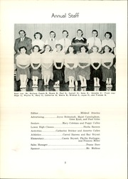 Page 6, 1951 Edition, Paxton High School - Tiger Yearbook (Paxton, NE) online yearbook collection