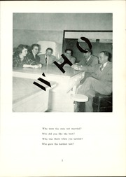 Page 7, 1951 Edition, Paxton High School - Tiger Yearbook (Paxton, NE) online yearbook collection
