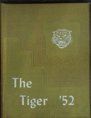 Page 1, 1952 Edition, Paxton High School - Tiger Yearbook (Paxton, NE) online yearbook collection
