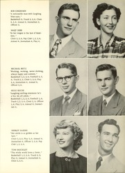 Page 15, 1952 Edition, Paxton High School - Tiger Yearbook (Paxton, NE) online yearbook collection